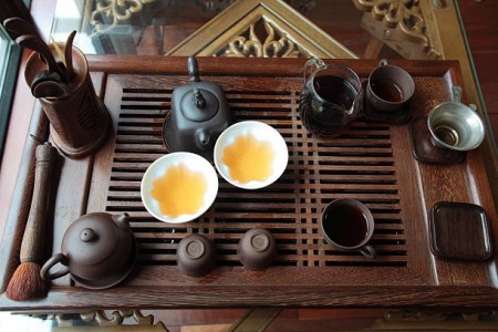 Chinese Tea Ceremony Experience