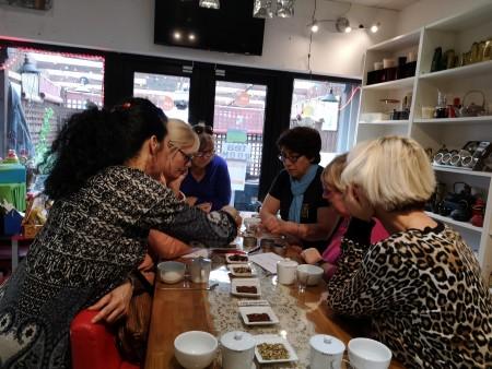 Blending & Tasting Tea Session in your location