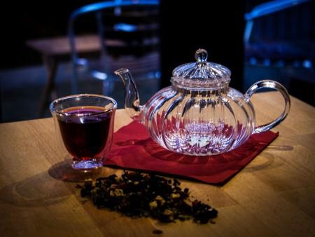 Christmas Mulled wine Tea Set plus Loose leaf tea