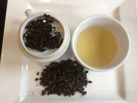 Iron Buddha {Oolong Tea}