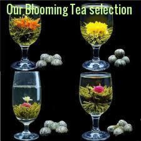 Blooming Tea selection (6 in 50g)