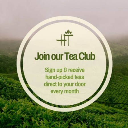 Join our Tea club