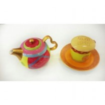 Egyptian Tea Set