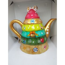 Tree Tea pot