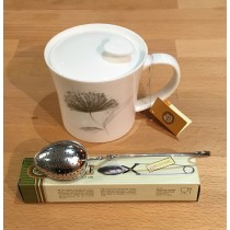 Cup With Spoon Infuser