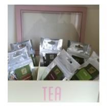 Vintage Tea Gift Box