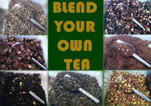 Create your own blend