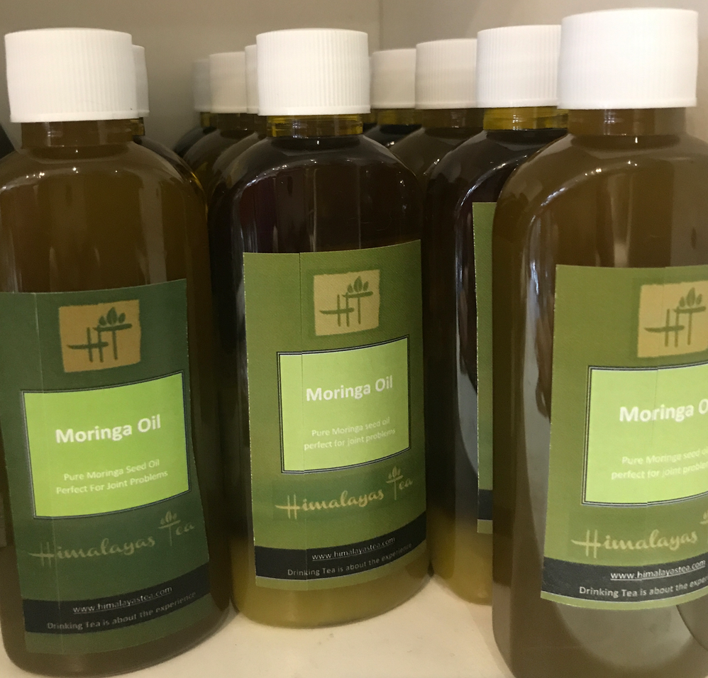 Moringa Oil: the Miracle Beauty and Health Product